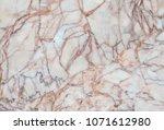 original natural marble pattern ... | Shutterstock . vector #1071612980