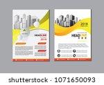 business abstract vector... | Shutterstock .eps vector #1071650093