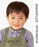 boy with cute smile. editorial... | Shutterstock . vector #1071650504