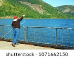 cold spring  ny  usa august 22  ... | Shutterstock . vector #1071662150