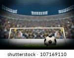 football stadium | Shutterstock . vector #107169110