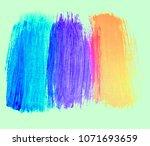 background. wallpaper. abstract ... | Shutterstock . vector #1071693659