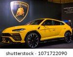 06.04.2018. riga  latvia....   Shutterstock . vector #1071722090