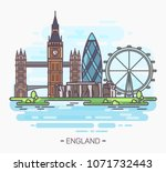 sign or poster  banner with...   Shutterstock .eps vector #1071732443