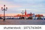 morning in venice. italy | Shutterstock . vector #1071763604
