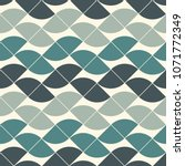 seamless surface pattern with... | Shutterstock .eps vector #1071772349