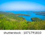 pinnacle mountain in little... | Shutterstock . vector #1071791810