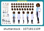 scientist character creation... | Shutterstock .eps vector #1071811109