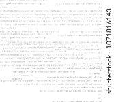 abstract sacred dark... | Shutterstock .eps vector #1071816143