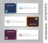 vector abstract design web... | Shutterstock .eps vector #1071872573