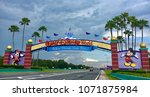 orlando  florida  usa   july 29 ... | Shutterstock . vector #1071875984