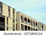 modern and new apartment... | Shutterstock . vector #1071896114