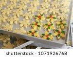 cookies for eid mubarak...   Shutterstock . vector #1071926768