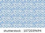 ikat seamless pattern. vector... | Shutterstock .eps vector #1072039694
