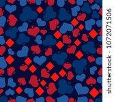 usa color vector illustration... | Shutterstock .eps vector #1072071506