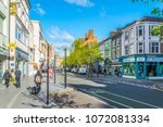 leicester  united kingdom ... | Shutterstock . vector #1072081334