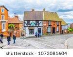 lincoln  united kingdom  april... | Shutterstock . vector #1072081604