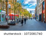 leicester  united kingdom ... | Shutterstock . vector #1072081760