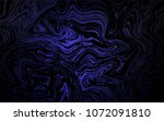 dark blue vector template with... | Shutterstock .eps vector #1072091810