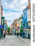 lincoln  united kingdom  april... | Shutterstock . vector #1072145324