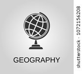 geography icon. geography... | Shutterstock .eps vector #1072156208