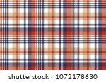 pixel plaid textile tartan...   Shutterstock .eps vector #1072178630