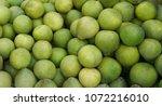 pomelo or thai grapefruit for... | Shutterstock . vector #1072216010