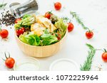 clean and healthy food style... | Shutterstock . vector #1072225964
