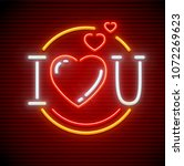 i love you message made of...   Shutterstock .eps vector #1072269623