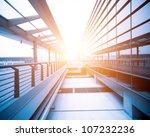 image of windows in morden... | Shutterstock . vector #107232236