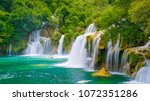 The Magical Waterfalls Of Krka...