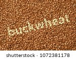 texture of fresh clean useful... | Shutterstock . vector #1072381178