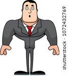a cartoon businessperson... | Shutterstock .eps vector #1072432769