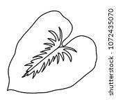 line spring nature leaf tree... | Shutterstock .eps vector #1072435070