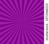 Purple Abstract Ray Burst...