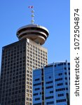 vancouver bc canada june 09... | Shutterstock . vector #1072504874