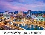 huntsville  alabama  usa park... | Shutterstock . vector #1072528004
