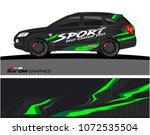 car graphic vector. abstract... | Shutterstock .eps vector #1072535504