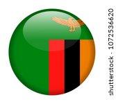 zambia flag vector round icon   ...   Shutterstock .eps vector #1072536620