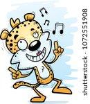 a cartoon illustration of a...   Shutterstock .eps vector #1072551908