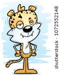 a cartoon illustration of a...   Shutterstock .eps vector #1072552148