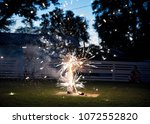 Fourth Of July Fireworks At A...