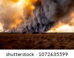 The Ominous Smoke Plume Of The...