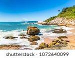 balneario camboriu  santa... | Shutterstock . vector #1072640099