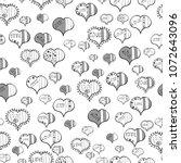 decor element for greeting... | Shutterstock .eps vector #1072643096