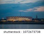 19 april  2018 volgograd ... | Shutterstock . vector #1072673738