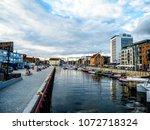 gdansk  poland. 12 june 2017 ... | Shutterstock . vector #1072718324