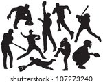 The Vector Silhouettes Of...
