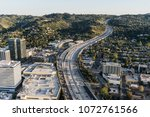 los angeles  california  usa  ... | Shutterstock . vector #1072761566