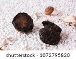 nourishing food purple lingzhi   Shutterstock . vector #1072795820